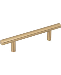 """Naples 3"""" Centers Cabinet Pull in Satin Bronze"""