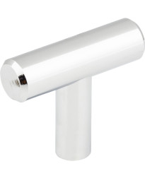 """Naples 1-9/16"""" Cabinet Pull in Polished Chrome"""