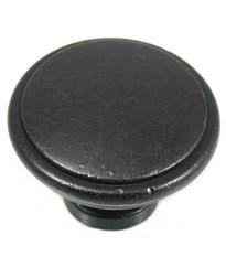 Grace 1 1/4-Inch Knob in Oil Rubbed Bronze