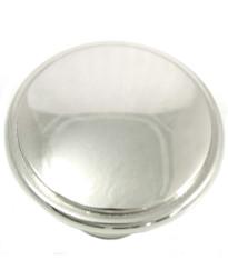 Grace 1 1/4-Inch Knob in Polished Nickel