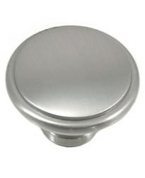 Grace 1 1/4-Inch Knob in Satin Nickel