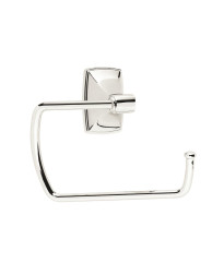 Clarendon 6-7/8 in (175 mm) Length Towel Ring in Polished Chrome