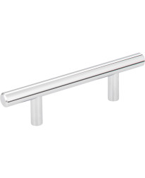 """Naples 3"""" Centers Cabinet Pull in Polished Chrome"""