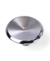 Modern Standards Knob 1 1/2-Inch in Polished Chrome