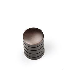 5/8-Inch Delano Cylinder Knob in Venetian Bronze