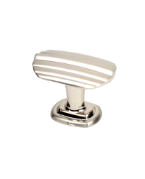 "Isis 1-1/2"" T-Knob, Satin Nickel"