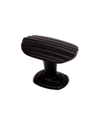"Isis 1-1/2"" T-Knob, Oil Rubbed Bronze"