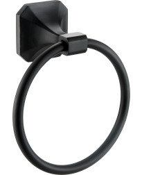 Valhalla Towel Ring in Oil Rubbed Bronze