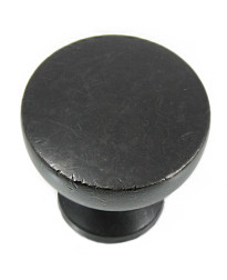 Precision 1 1/4-Inch Knob in Oil Rubbed Bronze