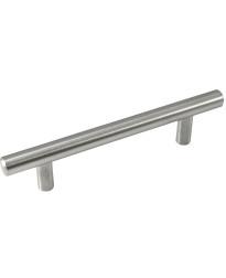 "Melrose Stainless Steel T-Bar Pull - 4"" - 6"" Overall"
