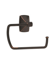 Clarendon 6-7/8 in (175 mm) Length Towel Ring in Oil-Rubbed Bronze