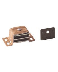 Wood Grain Magnetic Catch